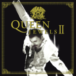 Queen (クイーン) ベスト・アルバム『Jewels II (ジュエルズII)』(2005年1月26日発売) 高画質ジャケ写