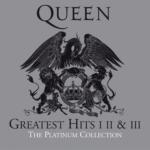 Queen (クイーン) ベスト・アルバム『Platinum Collection, Greatest Hits I II & III (クイーン・プラチナム・コレクション)』(2011 Remaster) 高画質ジャケ写
