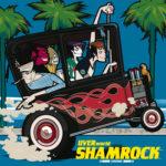UVERworld (ウーバーワールド) 5thシングル『SHAMROCK (シャムロック)』(2006年8月2日時発売) 高画質CDジャケット画像