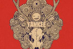米津玄師 (よねづけんし) 2ndアルバム『YANKEE (ヤンキー)』(2014年4月23日発売) 高画質ジャケ写