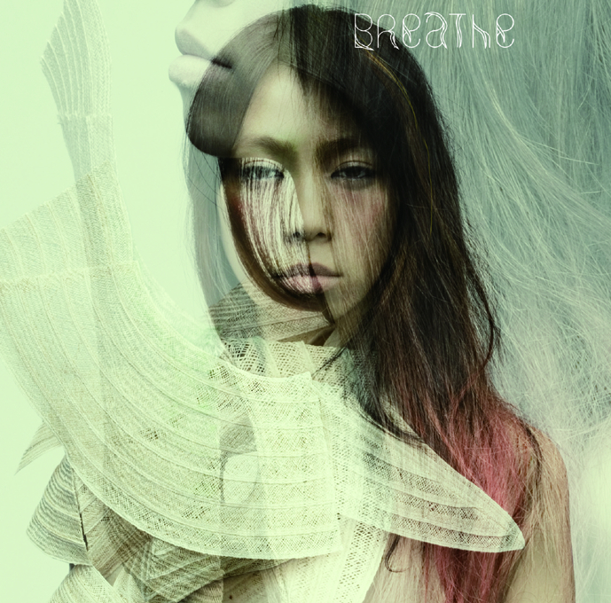 UA (ウーア) 6thアルバム『Breathe』(2005年3月30日発売) 高画質CDジャケット画像