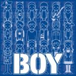 NIRGILIS (ニルギリス) 3rdアルバム『BOY(ボーイ)』(2006年6月28日発売) 高画質CDジャケット画像