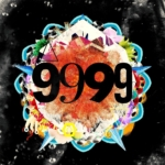 THE YELLOW MONKEY (ザ・イエロー・モンキー) 9thアルバム『9999 (フォーナイン)』(2019年4月17日発売) 高画質CDジャケット画像