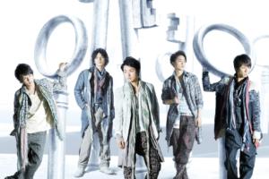 嵐 (あらし) 38thシングル『Face Down (フェイス・ダウン)』(初回限定盤) 高画質CDジャケット画像