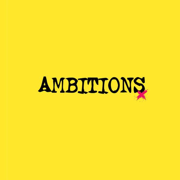 ONE OK ROCK (ワンオクロック) 8thアルバム『Ambitions (アンビションズ)』(インターナショナル・ヴァージョン) 高画質ジャケ写