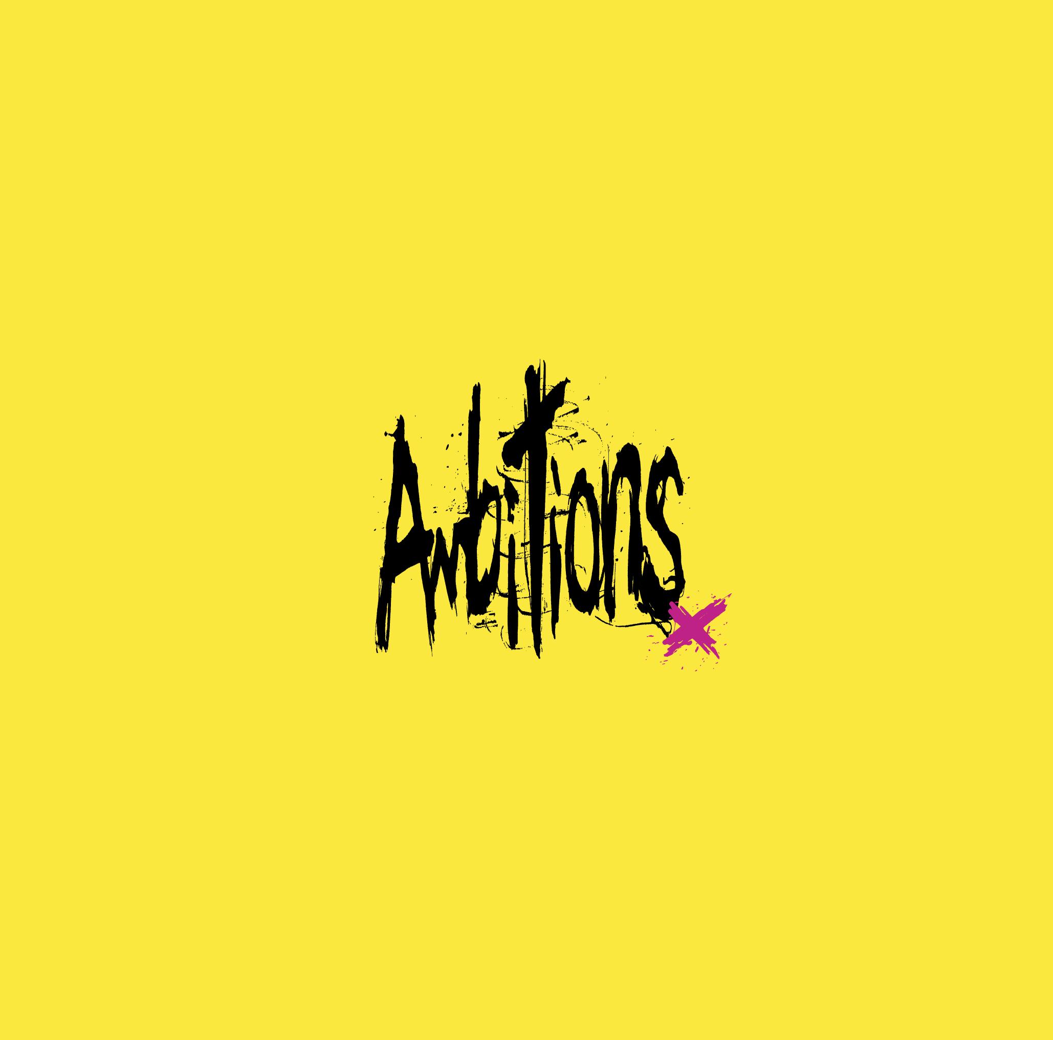ONE OK ROCK (ワンオクロック) 8thアルバム『Ambitions (アンビションズ)』(2017年1月11日発売) 高画質ジャケ写