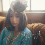 YU-A (ユア) 2ndシングル『夕日』(2009年7月8日発売) 高画質CDジャケット画像