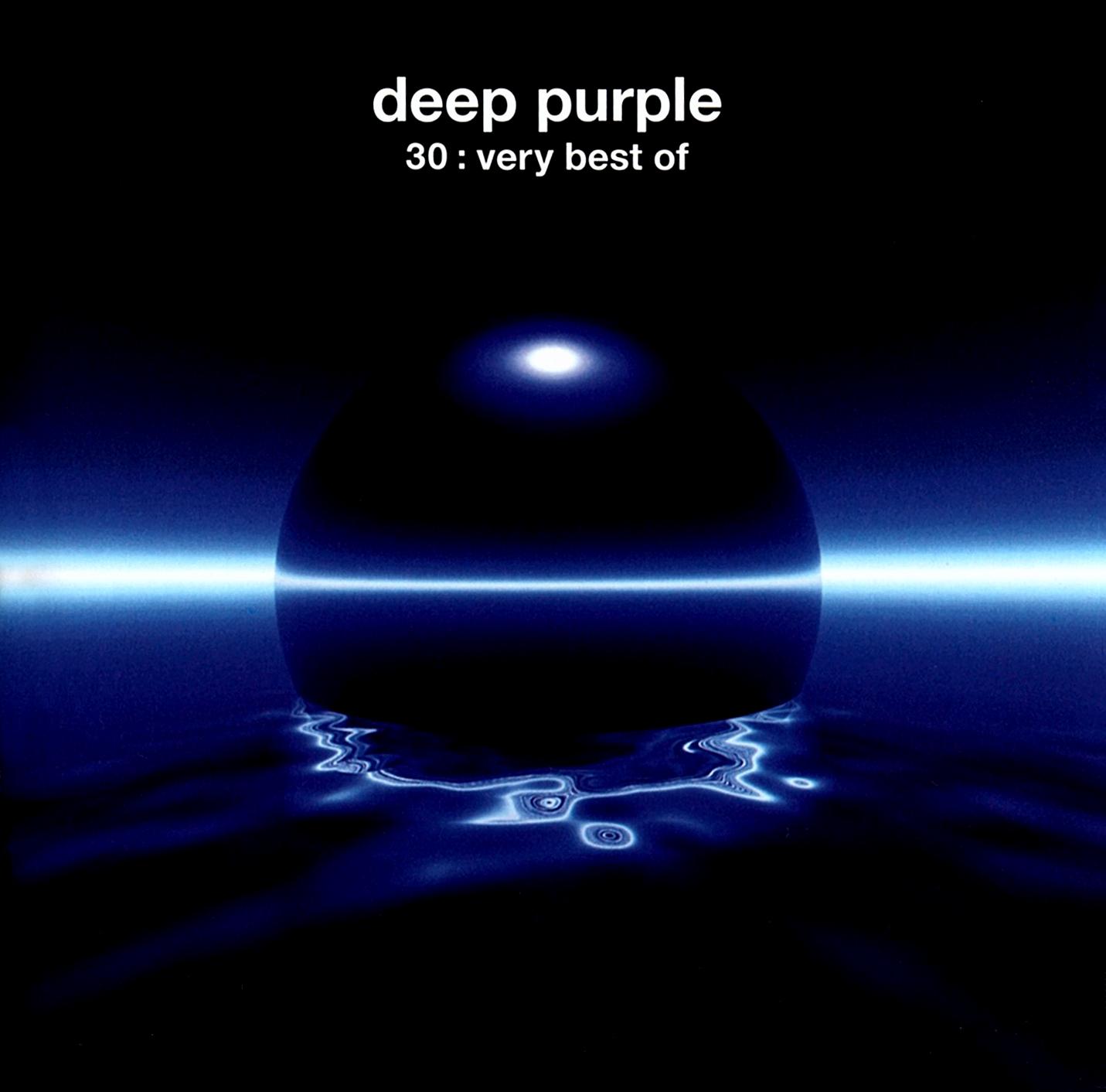 Deep Purple (ディープ・パープル) ベスト・アルバム『30 : very best of (ザ・ベスト・オブ)』(1998年発売) 高画質CDジャケット画像