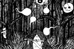 オシリペンペンズ (OSHIRIPENPENZ) 2ndアルバム『ミクロで行こう』(2008年5月5日発売) 高画質CDジャケット画像