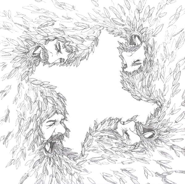KASABIAN (カサビアン) 4thアルバム『VELOCIRAPTOR! (ヴェロキラプトル!)』(2011年9月21日発売) 高画質CDジャケット画像