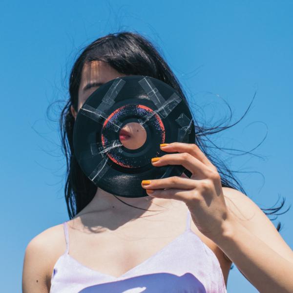 あいみょん 3rdシングル『君はロックを聴かない』(2017年8月2日発売) 高画質CDジャケット画像