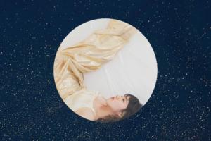 あいみょん 4thシングル『満月の夜なら』(2018年4月25日発売) 高画質CDジャケット画像