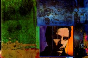 Jackson Browne (ジャクソン・ブラウン) アルバム『World In Motion (ワールド・イン・モーション)』(1989年6月25日発売) 高画質CDジャケット画像