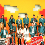 PUFFY×東京スカパラダイスオーケストラ『ハズムリズム』(2006年9月20日発売) 高画質CDジャケット画像
