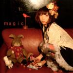 ジャミーメロー (Jamy Mellow) アルバム『magic』(2010年発売) 高画質CDジャケット画像