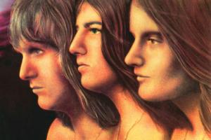 Emerson Lake & Palmer (エマーソン・レイク・アンド・パーマー) 4thアルバム『Trilogy (トリロジー)』(1972年6月発売) 高画質CDジャケット画像