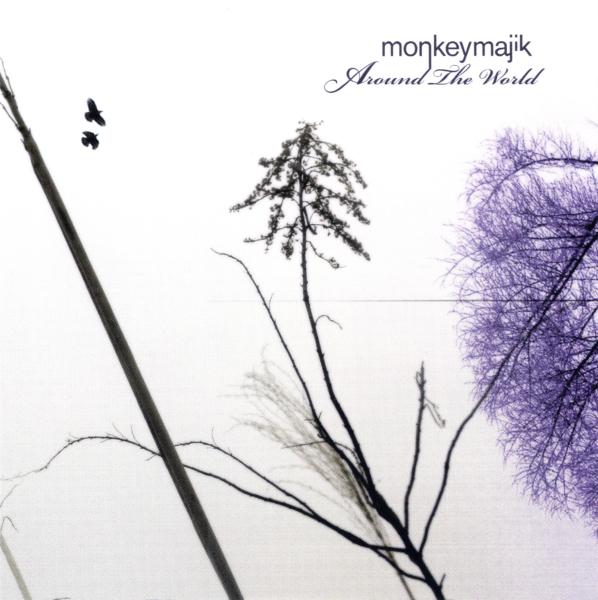 MONKEY MAJIK (モンキー・マジック) 2ndシングル『Around The World (アラウンド・ザ・ワールド)』(2006年2月22日発売) 高画質CDジャケット画像