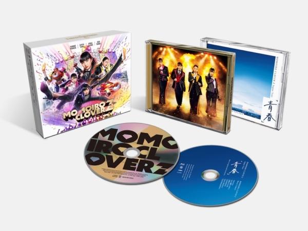 ももいろクローバーZ 5thアルバム『MOMOIRO CLOVER Z』(初回限定盤A)