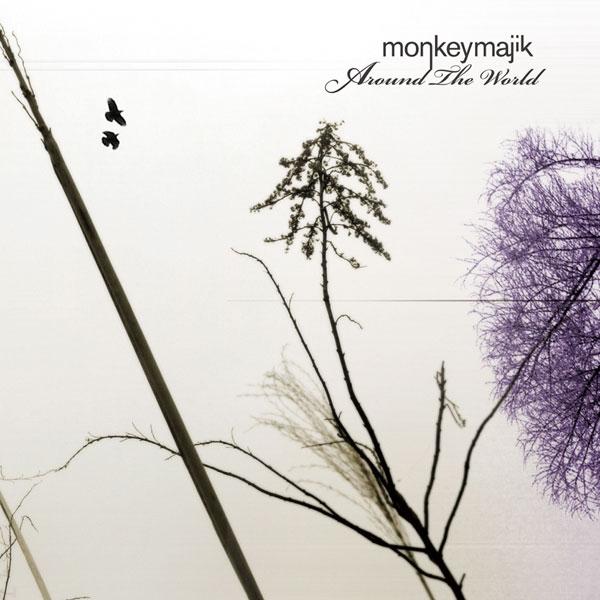 MONKEY MAJIK (モンキー・マジック) 2ndシングル『Around The World (アラウンド・ザ・ワールド)』(2006年2月22日発売) 高画質ジャケ写
