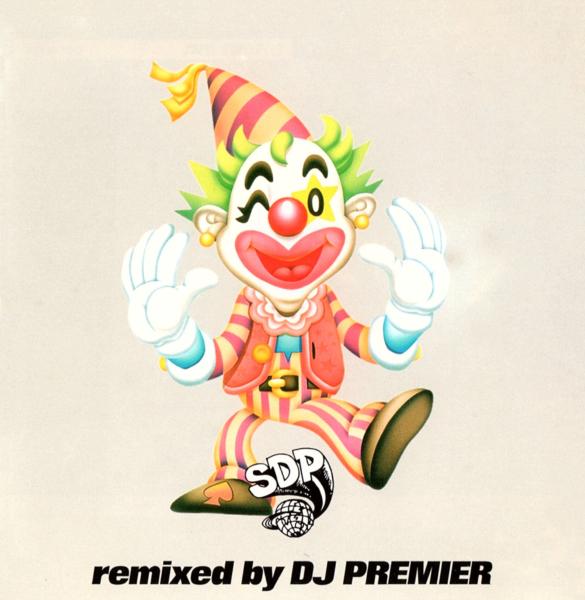 """クラッカーMC'S """"Remixed by DJ PREMIER のジャケット画像"""
