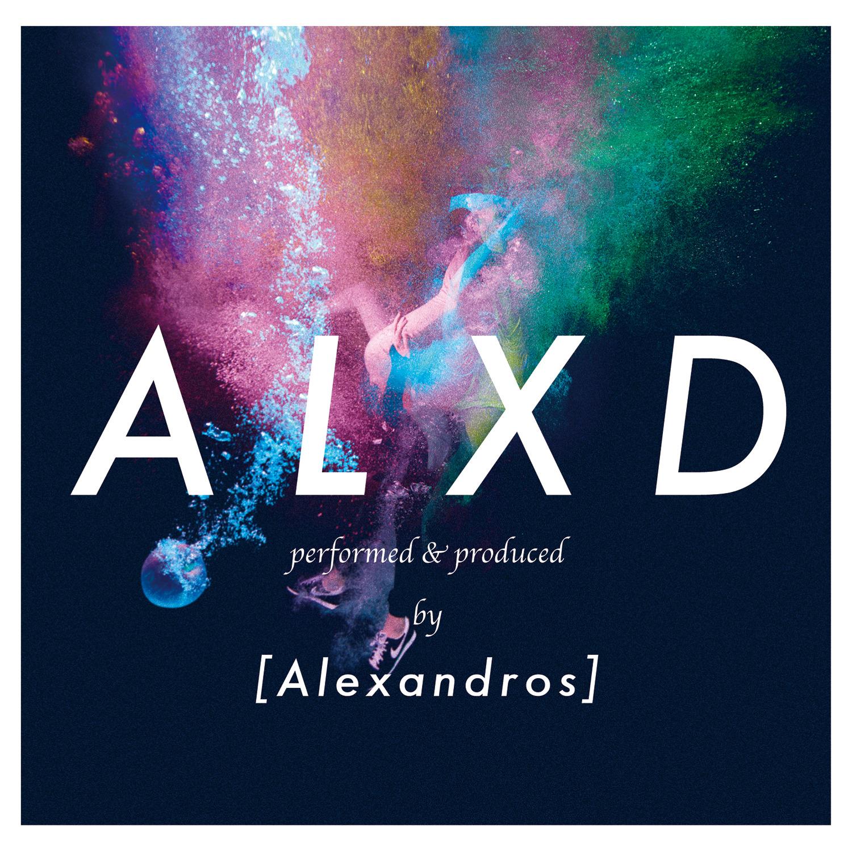 [Alexandros]5thアルバム『ALXD (エー エル エックス ディー)』高画質ジャケ写