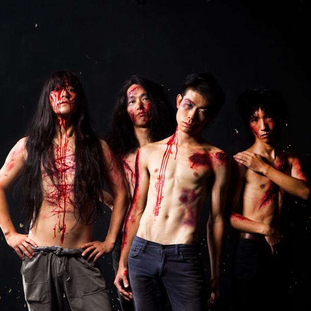 オシリペンペンズ (OSHIRIPENPENZ) ミニ・アルバム『NEW ME』(2010年12月15日発売) 高画質CDジャケット画像