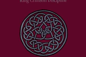 King Crimson (キング・クリムゾン) アルバム『Discipline (ディシプリン)』(1981年発売) 高画質CDジャケット画像