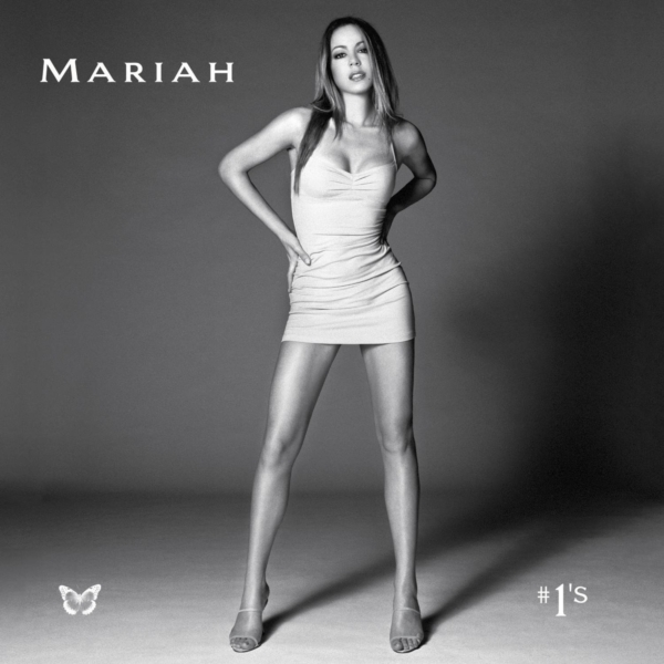 Mariah Carey (マライア・キャリー) ベスト・アルバム『#1's (ザ・ワンズ)』(1998年11月19日発売) 高画質CDジャケット画像