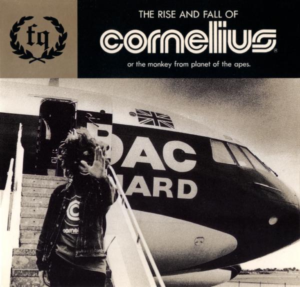 Cornelius (コーネリアス) 1stアルバム『THE FIRST QUESTION AWARD (Trattoria Menu.29)』(初回盤) 高画質CDジャケット画像 (ジャケ写)