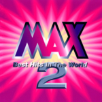洋楽オムニバスアルバム『MAX2 -Best Hits In The World』(1995年11月11日発売) 高画質CDジャケット画像