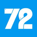 新しい地図 (稲垣吾郎 草なぎ剛 香取慎吾) 配信限定シングル『72』(2017年12月24日発売) 高画質ジャケット画像 ジャケ写