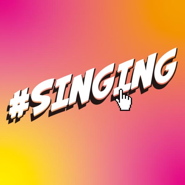 新しい地図 join ミュージック (稲垣吾郎 草なぎ剛 香取慎吾) 配信限定シングル『#SINGING (シンギング)』(2018年12月12日発売) 高画質ジャケ写 ジャケット画像
