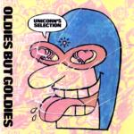 オムニバスアルバム『OLDIES BUT GOLDIES 〜UNICORN'S SELECTION (オールディーズ・バット・ゴールディーズ 〜ユニコーン・セレクション)』高画質CDジャケット画像