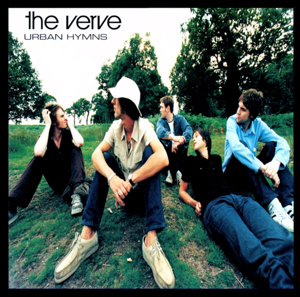 The Verve (ザ・ヴァーヴ) 3rdアルバム『Urban Hymns (アーバン・ヒムス)』(1997年9月29日発売) 高画質CDジャケット画像 ジャケ写