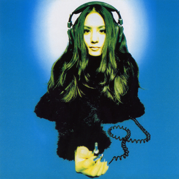 Kahimi Karie (カヒミ・カリィ) ミニアルバム『My First Karie (マイ・ファースト・カリィ)』(1995年1月25日発売) 高画質ジャケ写