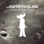 Jamiroquai (ジャミロクワイ) 2ndアルバム『The Return of the Space Cowboy (スペース・カウボーイの逆襲)』(1994年発売) 高画質CDジャケ写 ジャケット画像
