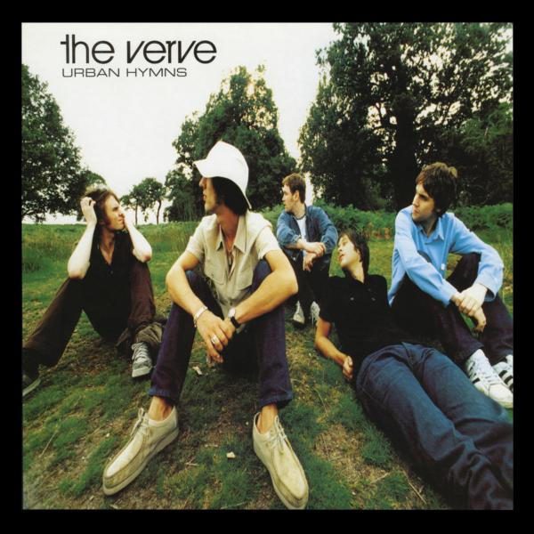 The Verve (ザ・ヴァーヴ) 3rdアルバム『Urban Hymns (アーバン・ヒムス)』(Deluxe / Remastered 2016) 高画質 ジャケ写