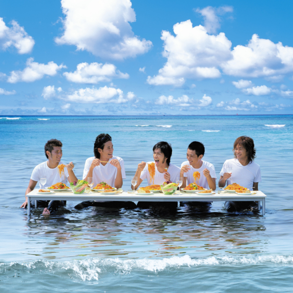 TOKIO (トキオ) 1st DVDシングル『僕の恋愛事情と台所事情』(初回限定盤) 高画質CDジャケット画像 ジャケ写
