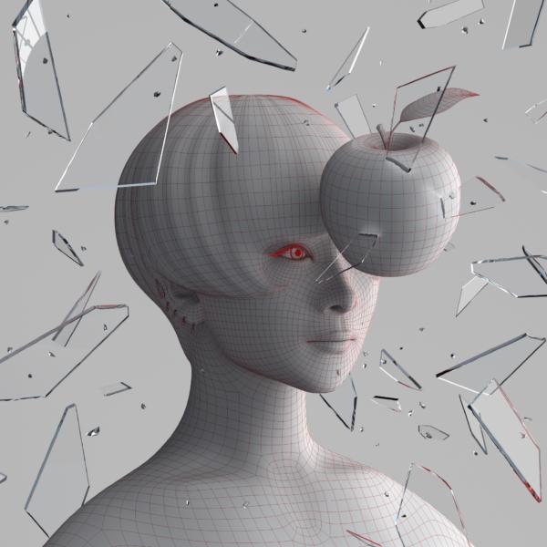 椎名林檎 (しいなりんご) ベスト・アルバム『ニュートンの林檎 ~初めてのベスト盤~』(通常盤) 高画質CDジャケット画像