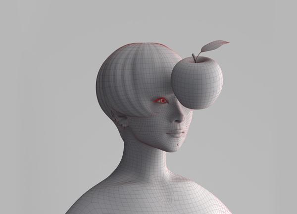 ニュートンのリンゴ メインヴィジュアル
