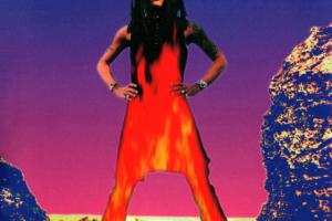 Lenny Kravitz (レニー・クラヴィッツ) 来日記念ミニアルバム『Believe (ビリーヴ)』(1993年4月28日発売) 高画質CDジャケット画像 (ジャケ写)