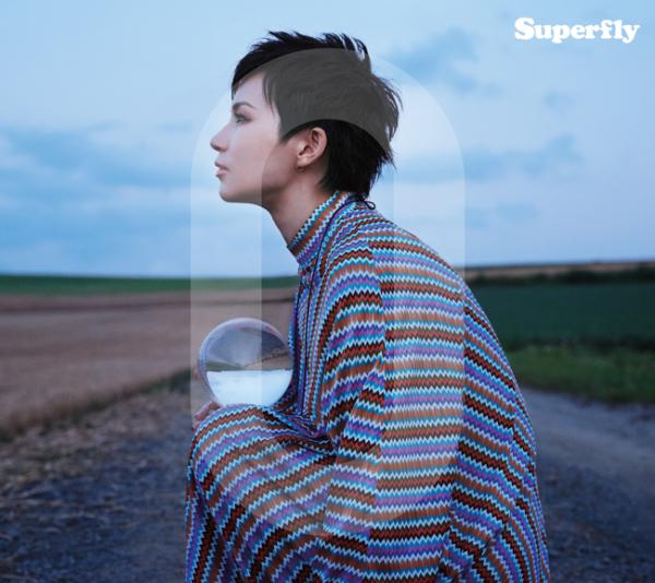 Superfly (スーパーフライ) 6thアルバム『0 (ゼロ)』(初回限定盤A) 高画質CDジャケット画像 (ジャケ写)