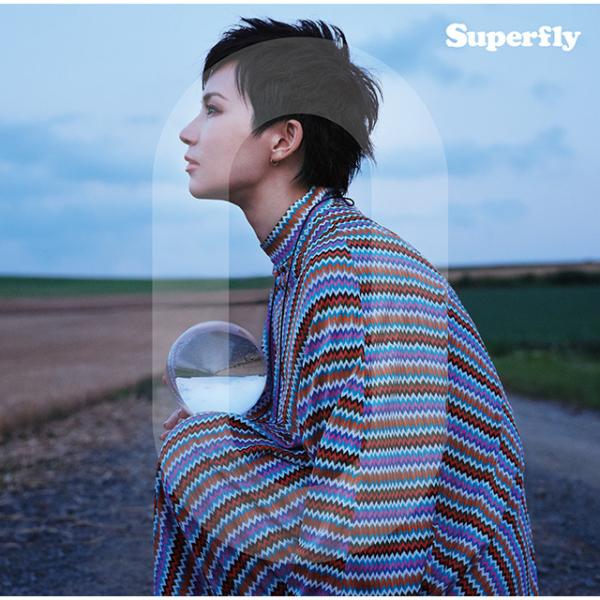 Superfly (スーパーフライ) 6thアルバム『0 (ゼロ)』(通常盤) 高画質CDジャケット画像 (ジャケ写)