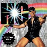 レイザーラモンHG (レイザーラモンエイチジー)『YOUNG MAN』(2006年2月8日発売) 高画質CDジャケット画像 (ジャケ写)