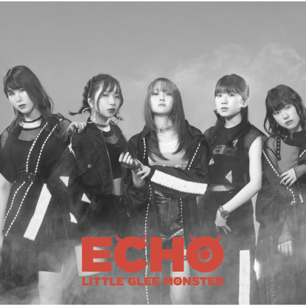 Little Glee Monster (リトル グリー モンスター) 15thシングル『ECHO (エコー)』(2019年9月25日発売) 高画質ジャケ写