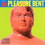 フリッパーズ・ギター (The Flipper's Guitar) 2ndベスト・アルバム『続・カラー・ミー・ポップ (on PLEASURE BENT)』(Trattoria Menu.2) (1992年4月1日発売) 高画質CDジャケット画像 (ジャケ写)