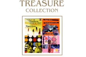 フリッパーズ・ギター ベスト・アルバム『TREASURE COLLECTION FLIPPER'S GUITAR BEST』(1999年6月30日発売) 高画質CDジャケット画像 (ジャケ写)