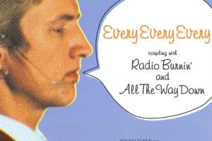 ROUND TABLE (ラウンドテーブル) 3rdシングル『Every Every Every (エブリ エブリ エブリー)』(2000年12月6日発売) 高画質CDジャケット画像 (ジャケ写)