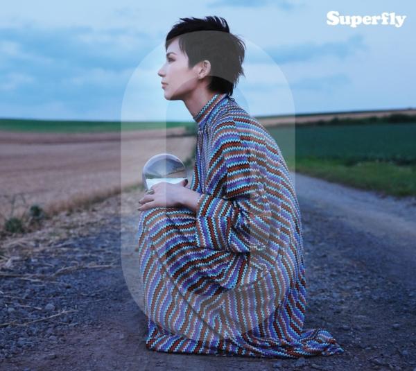 Superfly (スーパーフライ) 6thアルバム『0 (ゼロ)』(初回限定盤B) 高画質CDジャケット画像 (ジャケ写)