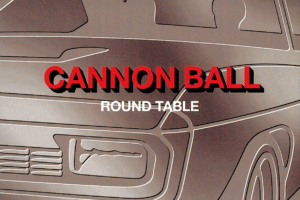 ROUND TABLE (ラウンド・テーブル) 2ndアルバム『CANNON BALL (キャノンボール)』(2000年3月29日発売) 高画質CDジャケット画像 (ジャケ写)